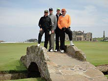 Bridge at Old Course