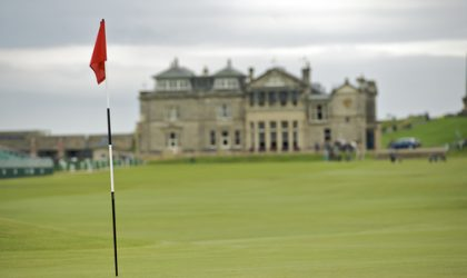a popular site for Scotland Golf Tours