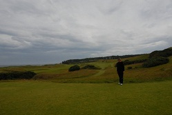 geoff thomas at kingsbarns