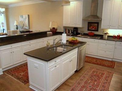rental homes kitchen
