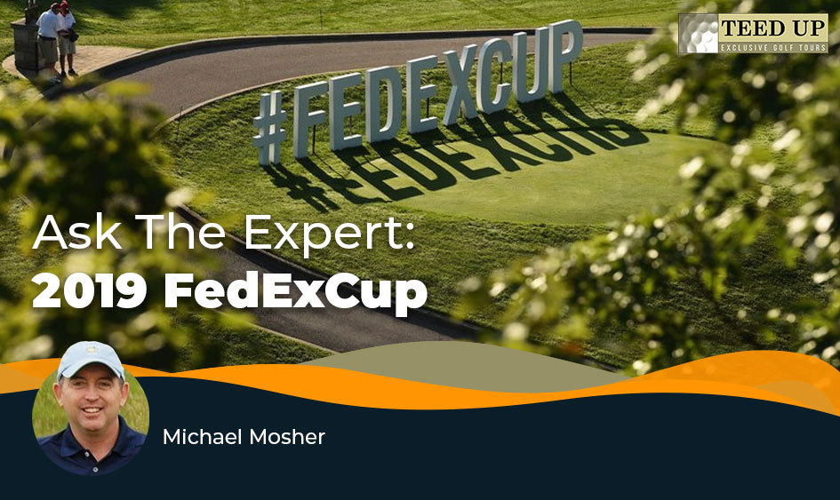 Ask The Expert Mike Mosher: The FedExCup