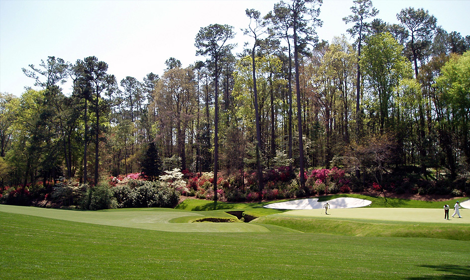 Inside the Finest and Most Exclusive Golf Course in the World, The Augusta National